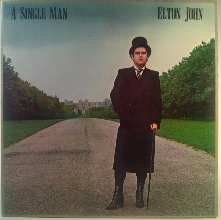 Single Mann 50