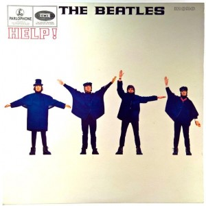 Beatles - Help! 1 PRESS UK