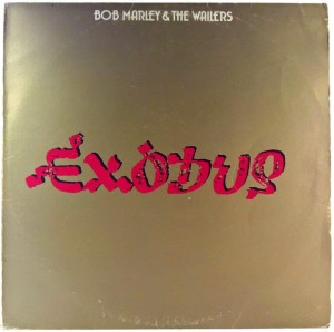 Bob Marley & The Wailers - Exodus UK