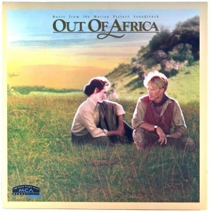 John Barry - Out Of Africa 180g