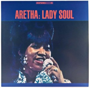 Aretha Franklin - Lady Soul 180g
