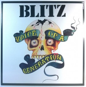Blitz - Voice Of A Generation (nowa)