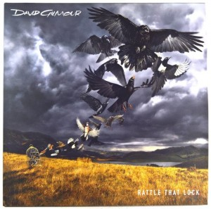 David Gilmour - Rattle That Lock 180g