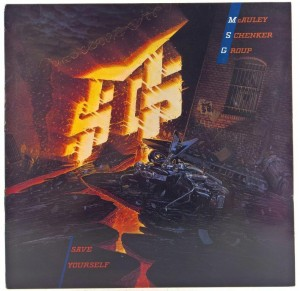 McAuley Schenker Group MSG - Save Yourself