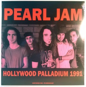 Pearl Jam - Hollywood Palladium 1991, Westwood One FM Broadcast (nowa)