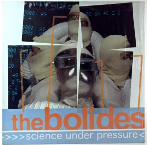 Bolides - Science Under Pressure
