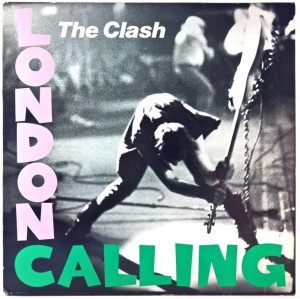 Clash - London Calling 1991 Press 2LP