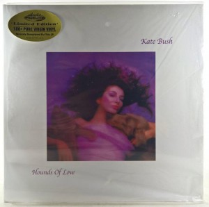 Kate Bush - Hounds Of Love 180g Marbled Audio Fidelity