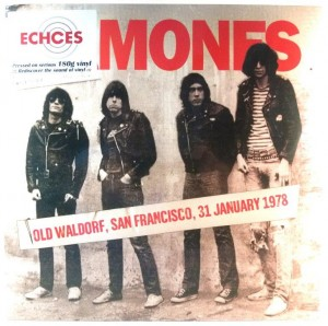Ramones - Here Today Gone Tomorrow Live At The Old Waldorf - San Francisco, 31/1/78