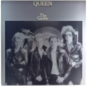 Queen - The Game SWEDEN