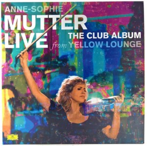 Anne-Sophie Mutter - Live from The Club Album 2LP 180g
