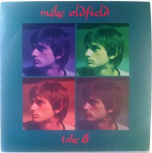 Mike Oldfield - Take 4 - white vinyl