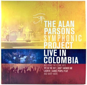 Alan Parsons Project - Live In Colombia 3LP