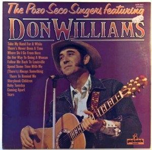 Don Williams - The Pozo Seco Singers Featuring Don Williams