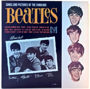 Beatles - Songs, Pictures And Stories Of The Fabulous Beatles