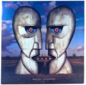 Pink Floyd - The Division Bell 1994, Limited Ed., Black Vinyl