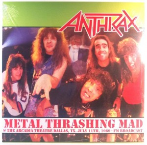 Anthrax - Metal Thrashing Mad (nowa)
