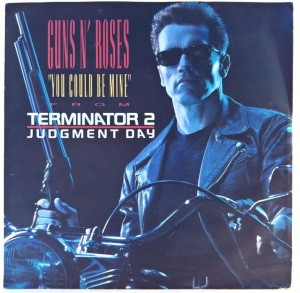 Guns N' Roses - You Could Be Mine (from the movie Terminator 2)
