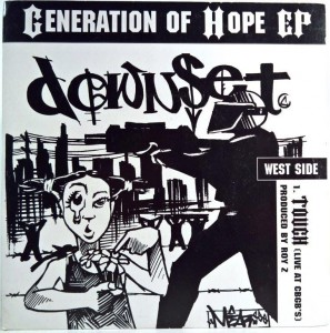 Downset / Shootyz Groove - Generation Of Hope EP
